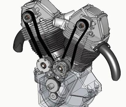 Rumores de una fusion entre Harley y Ducati