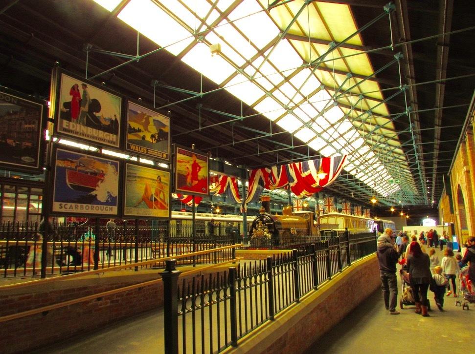 Foto de Museo Nacional Ferrocarril York (1/10)