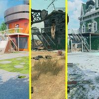 Así está siendo la peculiar evolución del mapa de Nuketown en Call of Duty: Black Ops