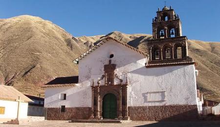 huaro ruta barroco andino