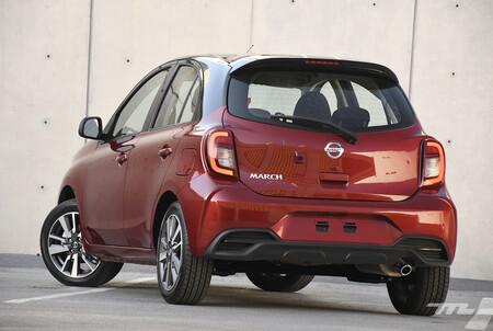 Nissan March 2021 Opiniones Prueba Mexico 6