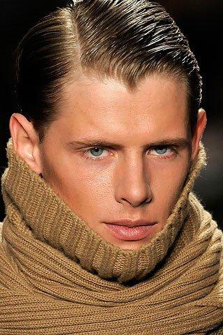 Cortes de pelo hombre 2009: cara ovalada