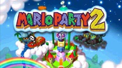'Mario Party 2'. Luigi nos demuestra su habilidad innata