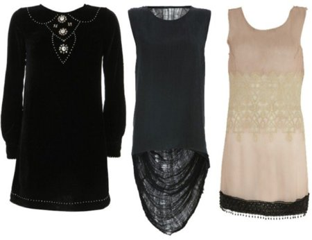 vestidos-top-shop-Otoño-Invierno 2010/2011