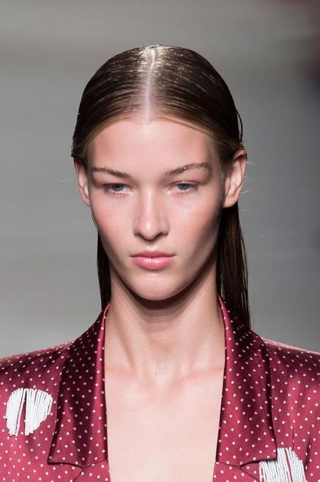 Las tendencias de maquillaje y peluquería vistas en la New York Fashion Week (II)