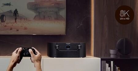 Denon y Marantz solucionarán el problema de las señales 4K/120 Hz y 8K en sus receptores: con un adaptador HDMI 2.1 externo gratuito