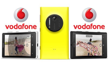 Vodafone también tiene listo el Lumia 1020