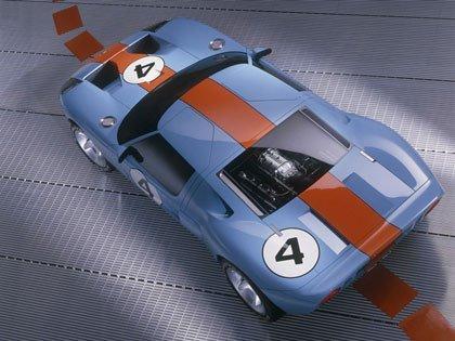 ¿Acabará el Ford GTR en Le Mans?