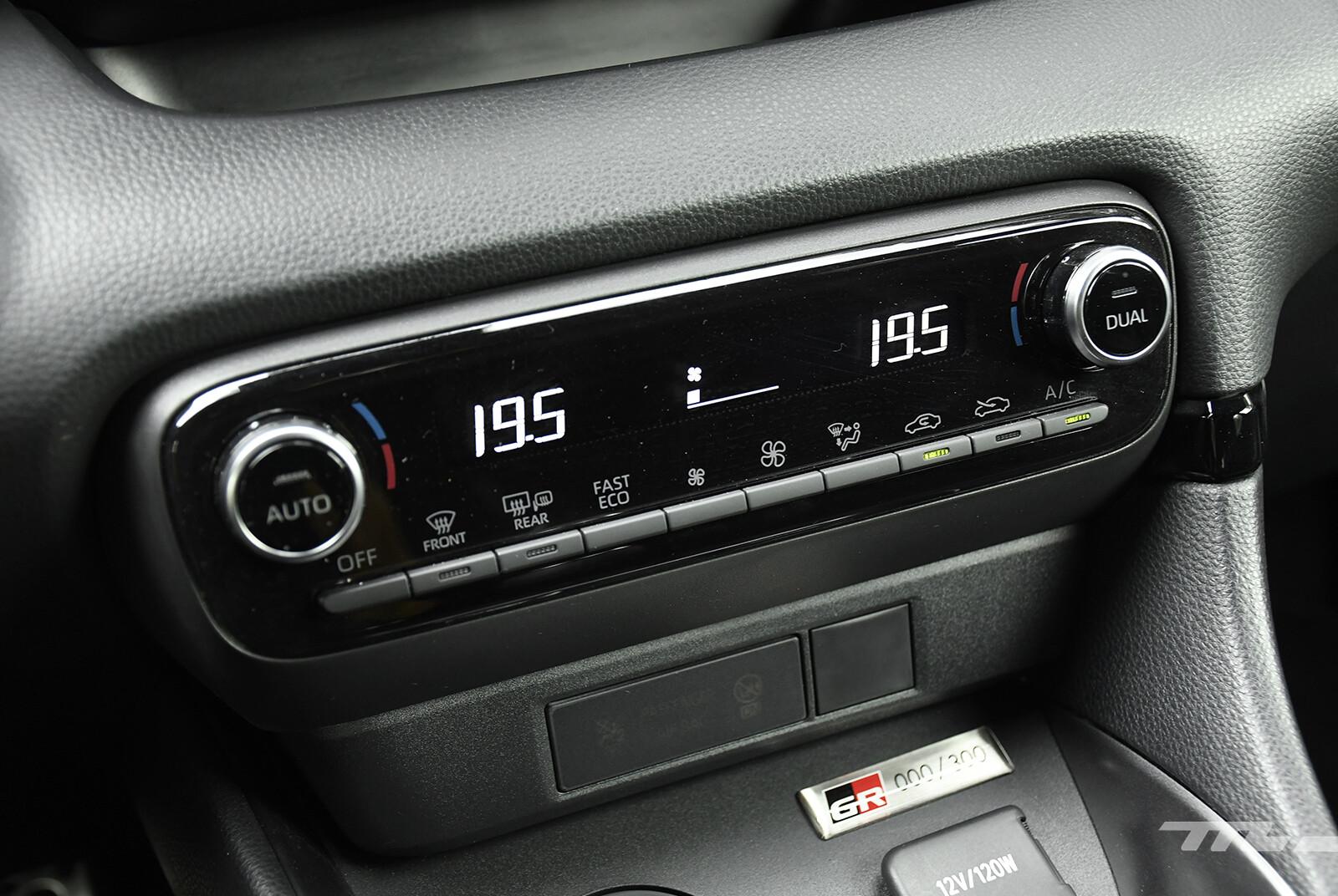 Foto de Toyota GR Yaris (prueba) (49/54)