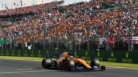 Sainz Hungria F1 2019 4