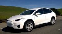 Esta es la última pillada en acción al Tesla Model X