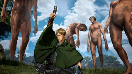 Attack On Titan 2 05