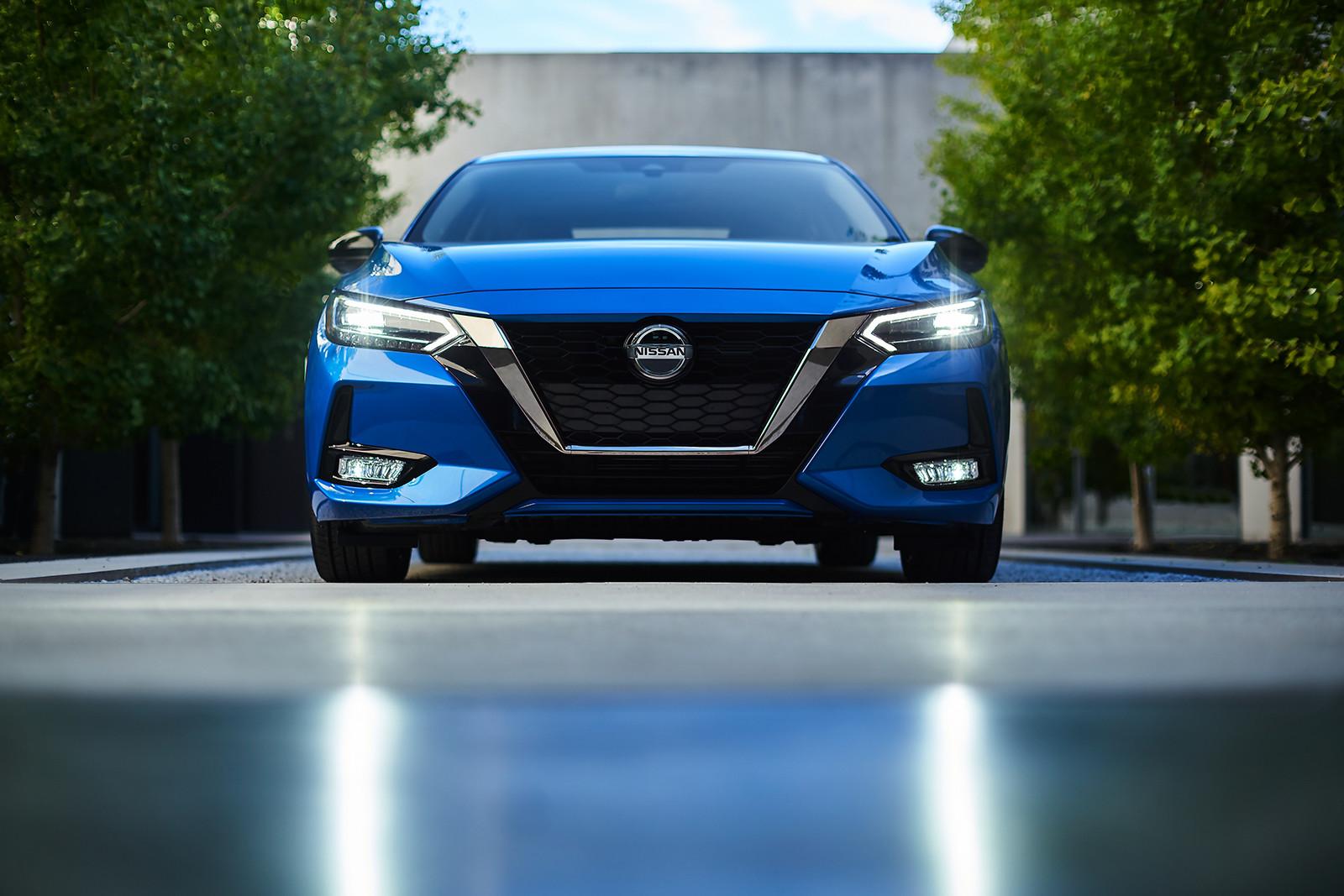 Foto de Nissan Sentra 2020 (4/44)