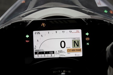 Honda Cbr1000rr Fireblade 4