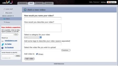 Uverbu, centraliza la publicación de tus contenidos