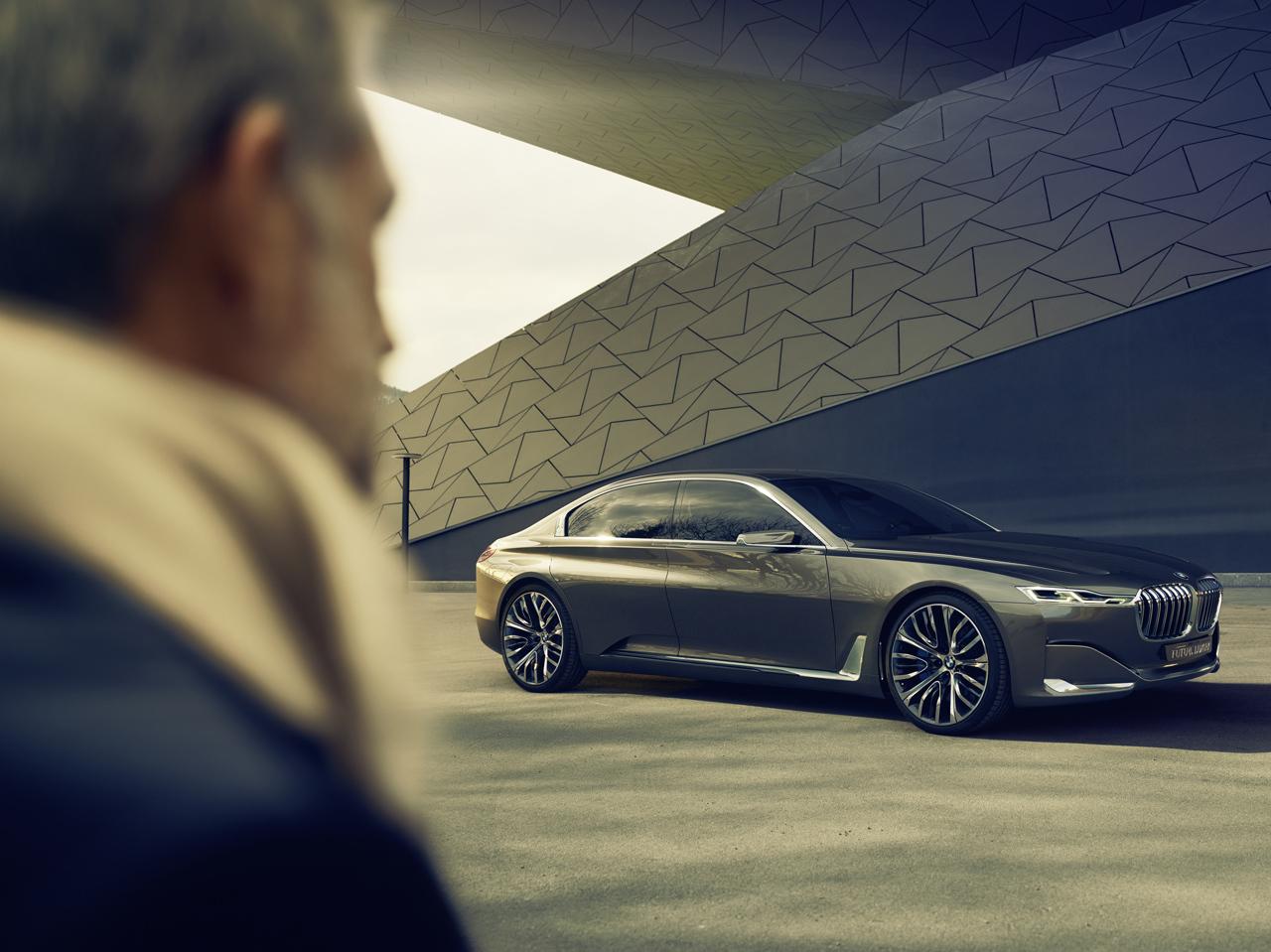 Foto de BMW Vision Future Luxury (24/42)