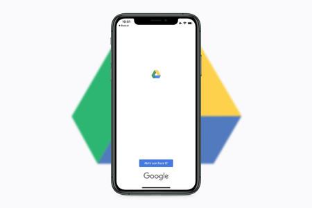 Google Drive ya es compatible con Face ID y Touch ID: así puedes configurar la 'Pantalla de privacidad'