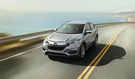 Honda HR-V recibe su lavado de cara para 2019 y le dice adiós a la transmisión manual