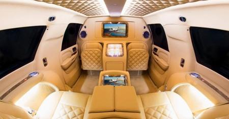 "Escalade ""First Class"" por Carisma Auto Design"
