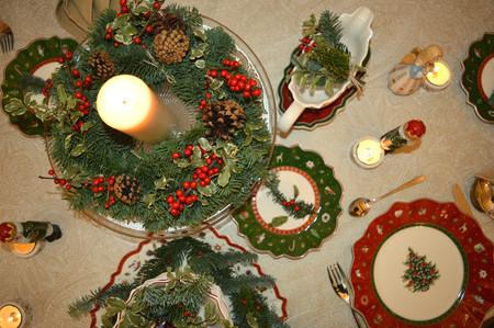 Mesa de Navidad Villeroy & Boch