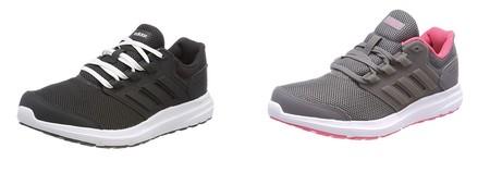 Desde 28,90 euros podemos estrenar unas zapatillas deportivas Adidas Galaxy 4 gracias a Amazon