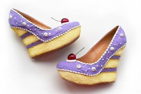 Me voy a la panadería a comprar un par de zapatos