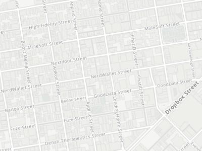 Las calles de San Francisco, rebautizadas con sus startups. La imagen de la semana