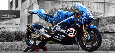 La Suter MMX500, lista para el ataque en el Tourist Trophy 2016