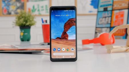 Google soluciona los problemas de pantalla del Pixel 2 XL con un nuevo modo saturado y menos luminosidad