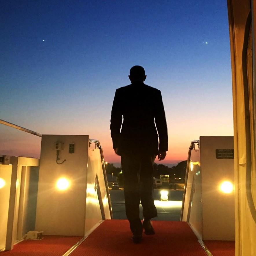 Pete Souza repasa sus mejores fotografías de 2015 documentando la vida de Obama