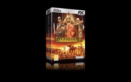El mítico 'Imperium 2' se puede descargar gratis: es el primero de los juegos que FX Interactive regalará por la cuarentena