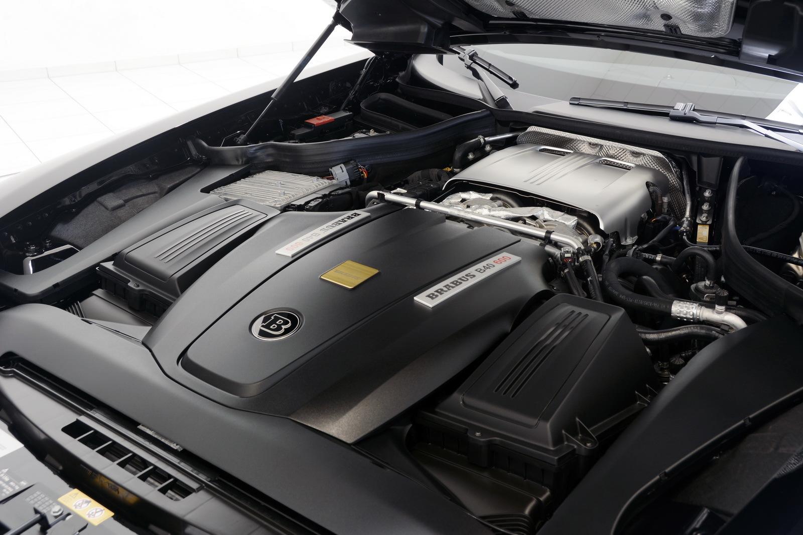 Foto de Brabus Mercedes-AMG GT S (38/38)