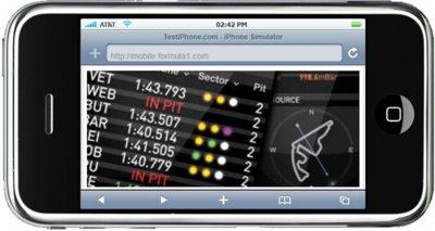 Cómo seguir la Fórmula 1 desde tu móvil con la aplicación oficial gratuita