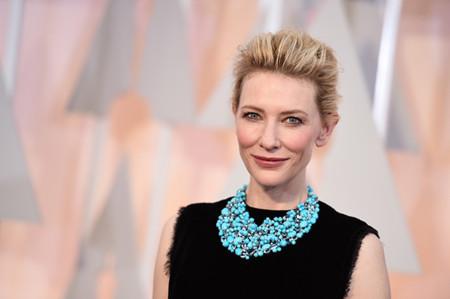 Cate Blanchett apuesta por Galliano y se lleva el premio a la joya de la noche