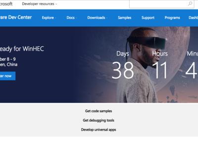 Microsoft mostrará más novedades sobre VR en la WinHEC
