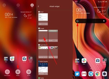 Google Discover Xiaomi Miui 1