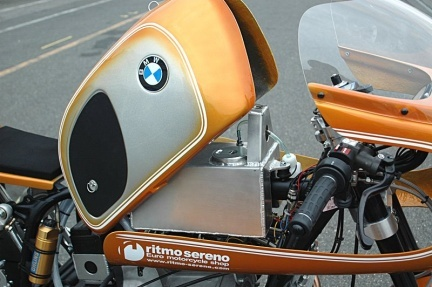 BMW R 80 café racer por Ritmo Sereno
