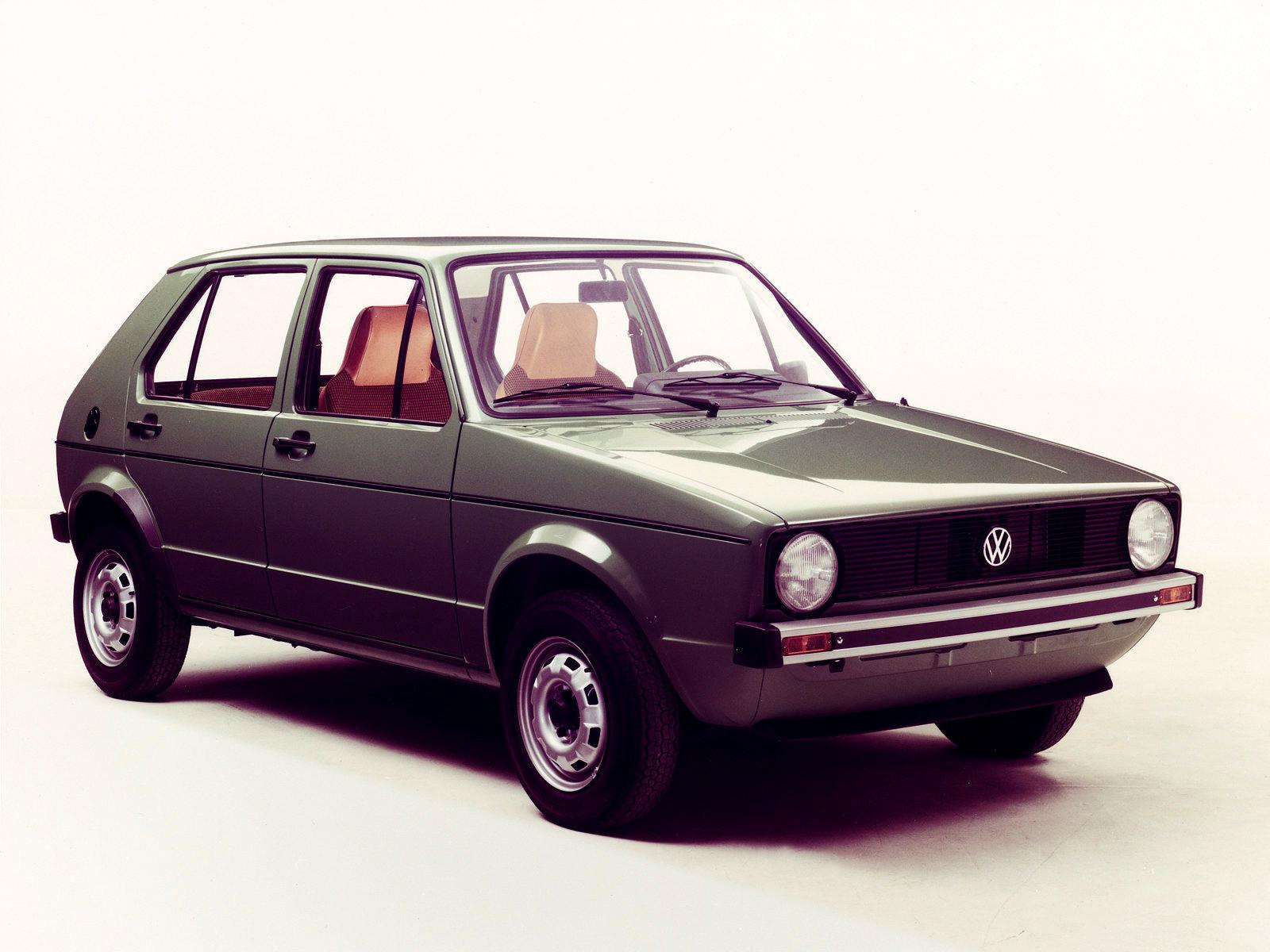 Foto de Volkswagen Golf MK1 - 1974 (13/15)