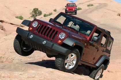 Jeep Wrangler Rubicon 2007 & Jeep Wrangler Unlimited