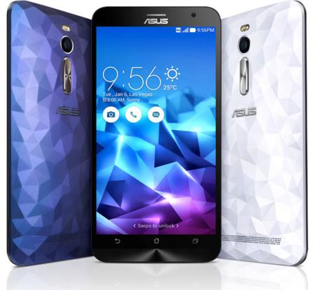 Por si no tienes suficiente con 128 GB, ASUS tiene un smartphone con 256 GB de almacenamiento