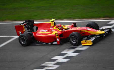 Gianmarco Raimondo se convierte en el quinto piloto de Trident Racing este año