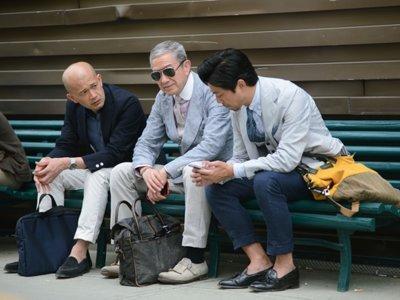 Cómo contrastar la americana con el pantalón como lo haría un experto en moda