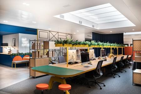 Inspiración para diseñar una oficina