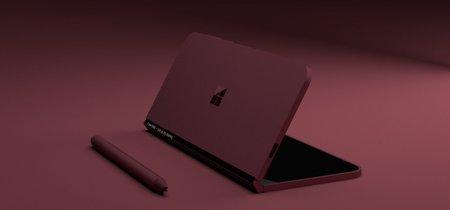 Ahora podemos conocer como luciría el misterioso Surface Phone plegable de Microsoft gracias a este concepto