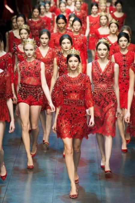 Semana de la Moda de Milán: el domingo es de Dolce & Gabbana, Missoni y Salvatore Ferragamo