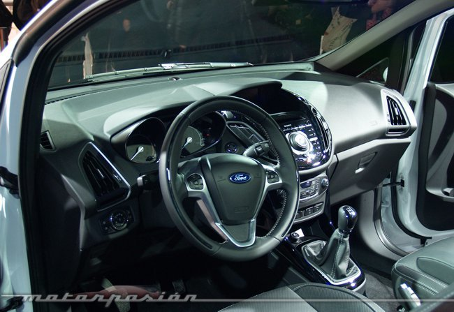 Ford B-Max MWC12 salpicadero
