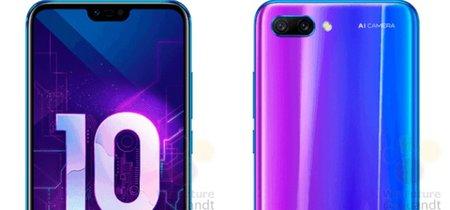 Los renders del Honor 10 ayudan a despejar las dudas: será un mellizo del Huawei P20