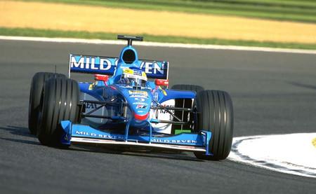 Giancarlo Fisichello Benetton B199
