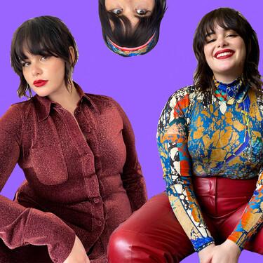 Barbie Ferreira y Veronika Heilbrunner se encargan de presentarnos la colección más discotequera de H&M Studio A/W 2020