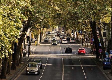 Circulacion En Ciudad